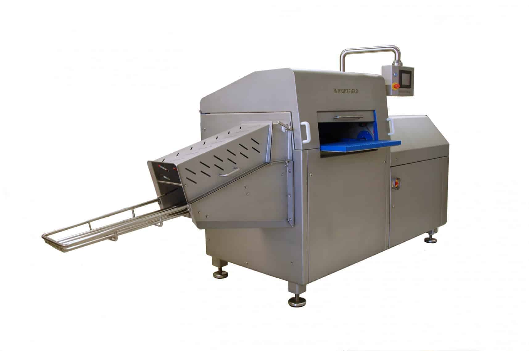 Meat Processing Equipment Meatpress From Wrighfield Ltd