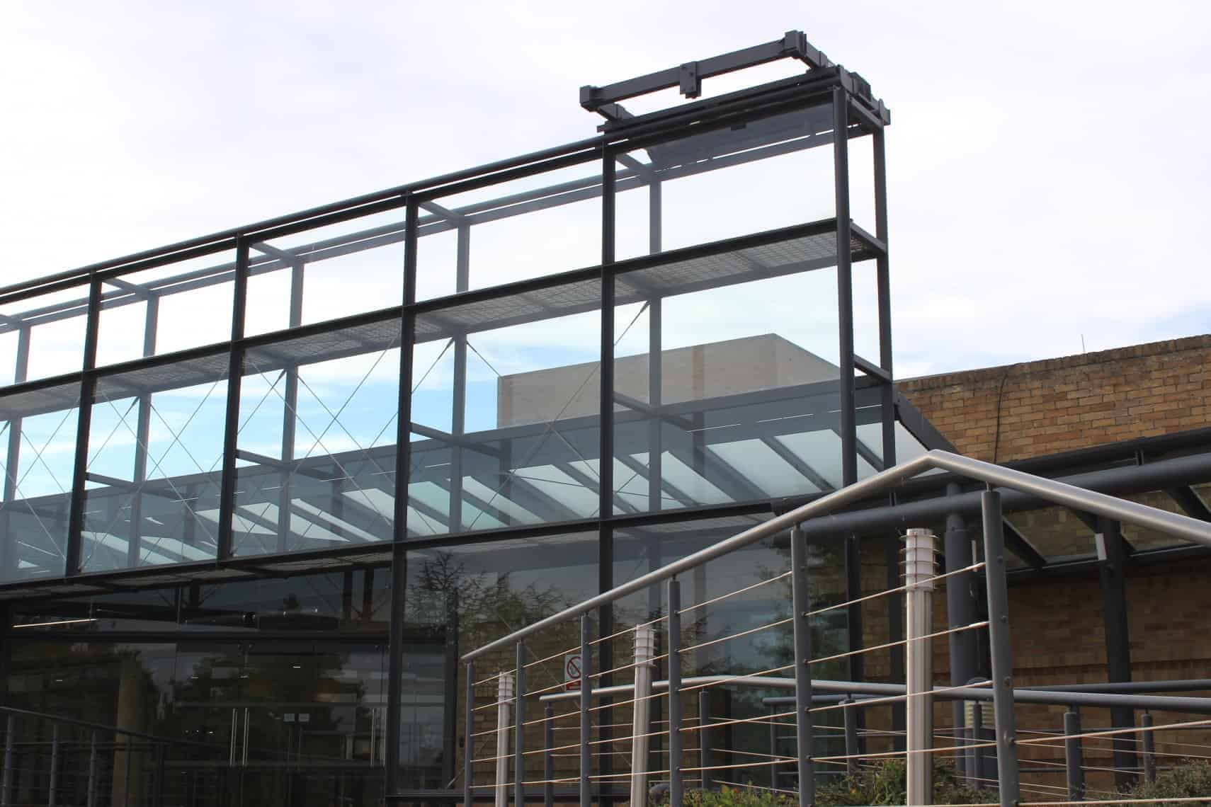 Commercial Architectural Steelwork – Tailored Products Available Wrightfield Ltd
