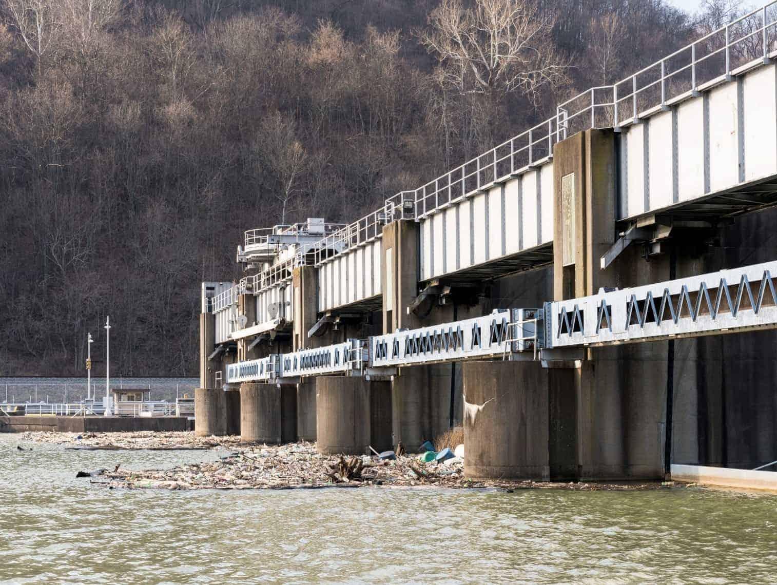 water management sluice